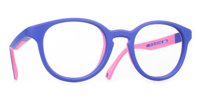 Rubber and silicone eyewear Model 05284